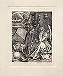 Меланхолия,1514 г.