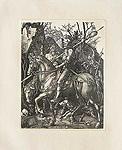 Рыцарь,дьявол и смерть,1513 г.