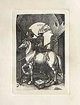 Маленькая лошадь,1505 г.