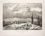Вид Каменного моста, снятый от Кремля