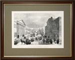 Кузнецкий Мост. 1834г.