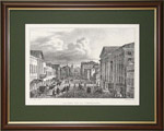 Тверская улица. 1830 г.