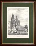 Церковь Успения на Пакровке. 1830 г.